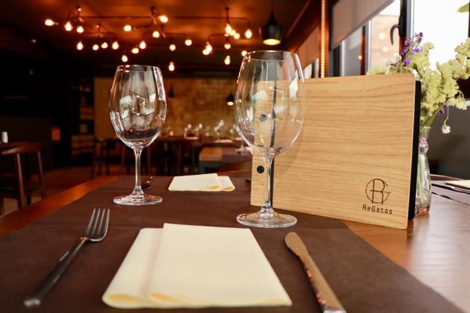 Restaurante Regatos A Estrada Pontevedra